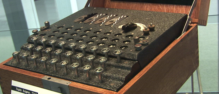 Enigma in Bletchley Park